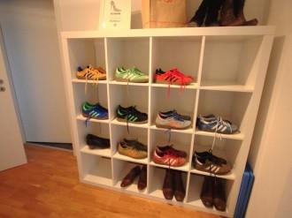 Expedit, Regal, Flur, Aufbewahrung für Schuhe