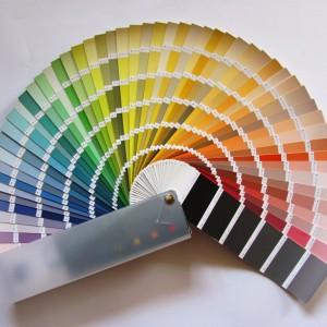 Farbfächer, Möglichkeiten